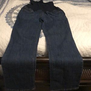 Motherhood Maternity Jeans - Maternity Jeans, Size Medium
